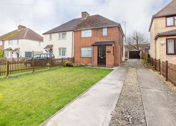 Thumbnail 2 bed semi-detached house for sale in Cambridge Road, Fulbourn, Cambridge