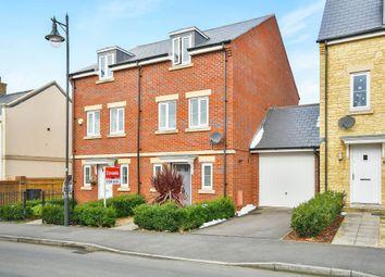 Thumbnail 3 bedroom semi-detached house for sale in Hayburn Road, Swindon
