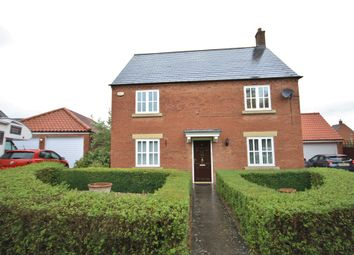Thumbnail 4 bed detached house to rent in Cransley Rise, Mawsley, Kettering