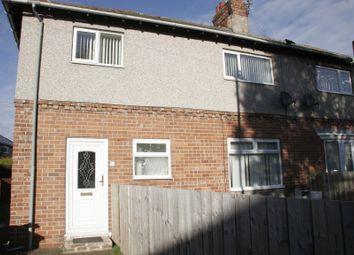 Thumbnail 4 bedroom semi-detached house to rent in Garden City Villas, Ashington