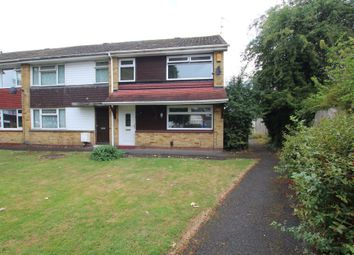 Thumbnail 3 bed end terrace house for sale in Acacia Crescent, Bedworth