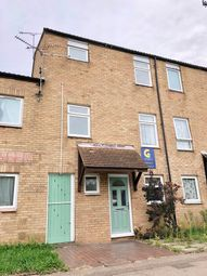 Thumbnail 4 bed terraced house for sale in Bringhurst, Peterborough
