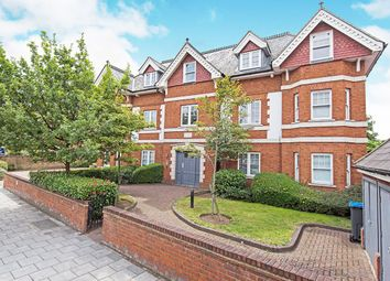 Thumbnail 2 bedroom flat for sale in Glanmor House, 322 Ewell Road, Surbiton, Surrey