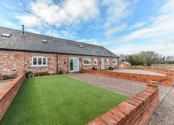 Thumbnail 3 bed barn conversion for sale in Adderley Hall Barns, Adderley, Market Drayton