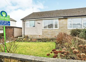 Thumbnail 2 bed bungalow for sale in Goose Cote Lane, Oakworth, Keighley