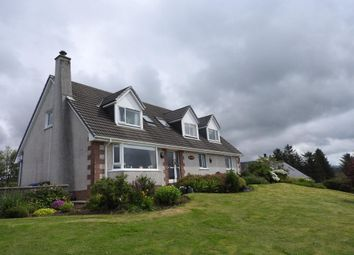 Thumbnail 5 bed detached house for sale in 5 Carbost, Skeabost Bridge, Isle Of Skye