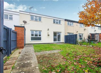 Thumbnail 4 bed terraced house for sale in Shackleton Close, St. Athan, Barry