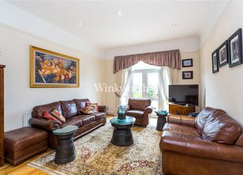 Thumbnail 4 bedroom semi-detached house to rent in North End Road, London