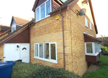 Thumbnail 1 bed end terrace house to rent in Snowdon Drive, London