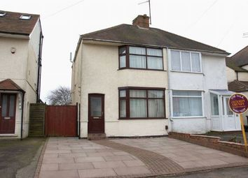 Thumbnail 2 bed semi-detached house for sale in Greenhills Road, Kingsthorpe, Northampton