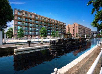 Thumbnail 2 bed flat for sale in Lock No.19, Bream Street, London