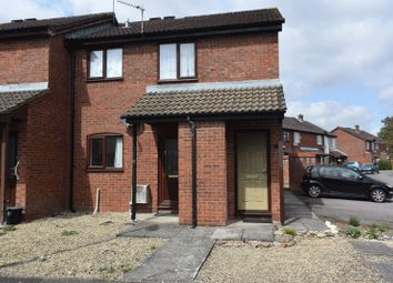 Thumbnail 1 bed flat for sale in Moor Croft Drive, Bristol