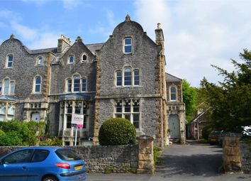 Thumbnail 4 bed flat for sale in 13 Linden Road, Clevedon, Somerset