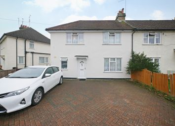 Thumbnail 3 bed semi-detached house to rent in Manor Waye, Uxbridge, Middlesex