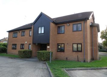 Thumbnail 2 bed flat for sale in Stagshaw Drive, Peterborough, Cambridgeshire