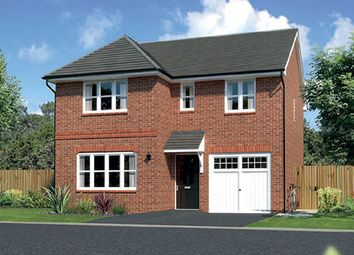Thumbnail 4 bedroom detached house for sale in Fern Hill, Barnston Mews, Farndon