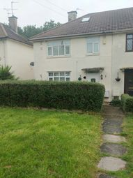 Thumbnail 3 bedroom semi-detached house for sale in Glenhills Blvd, Leicester