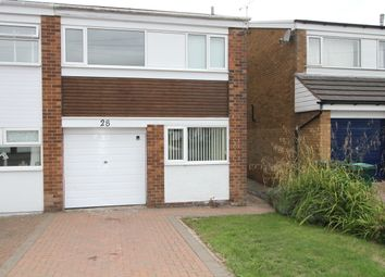 Thumbnail 3 bed semi-detached house to rent in Bridgewater Drive, Vicars Cross, Chester
