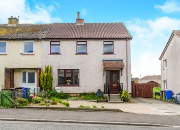 Thumbnail 4 bed end terrace house for sale in Blackfaulds Road, Cumnock
