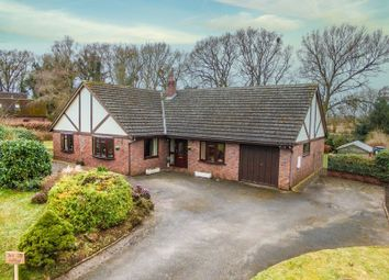 Thumbnail 4 bed detached bungalow for sale in Twemlows Avenue, Higher Heath, Whitchurch