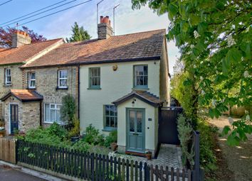 Thumbnail 3 bed end terrace house for sale in Newton Road, Little Shelford, Cambridge