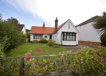 Thumbnail 3 bed detached bungalow for sale in Brancote Gardens, Bromborough, Wirral