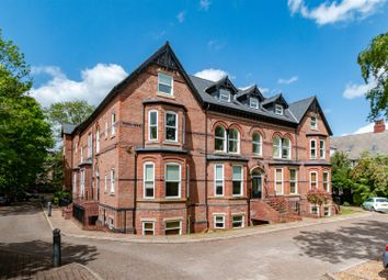 Thumbnail 2 bed flat for sale in Brentwood Court, Sandwich Road, Manchester