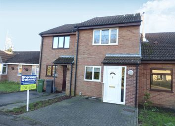 Thumbnail 2 bed terraced house for sale in Somerville, Werrington, Peterborough