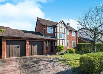 Thumbnail 4 bed detached house for sale in Wild Herons, Hook