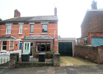 Thumbnail 4 bed semi-detached house to rent in Baltic Road, Tonbridge