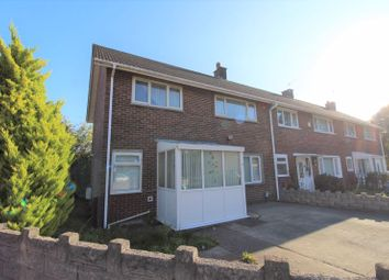 Thumbnail 3 bedroom end terrace house for sale in Caldicot Road, Ely, Cardiff