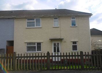Thumbnail 1 bedroom semi-detached house to rent in Tanycoed Road, Clydach, Swansea