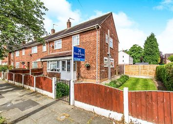 Thumbnail 3 bed terraced house for sale in Yattendon Avenue, Wythenshawe, Manchester