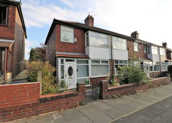 Thumbnail 2 bed end terrace house for sale in Alcester Street, Chadderton, Oldham
