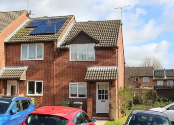 Thumbnail 2 bed end terrace house for sale in Orchard Close, Alresford