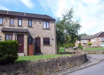 Thumbnail 1 bed flat to rent in Saville Road, Skelmanthorpe, Huddersfield, West Yorkshire