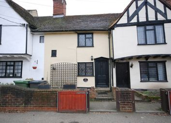 Thumbnail 1 bed cottage for sale in Colneford Hill, White Colne, Essex