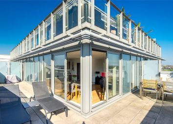 Thumbnail 2 bed flat for sale in Merlin Heights, Waterside Way, London