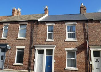 Thumbnail 3 bed flat for sale in Laet Street, North Shields