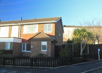 Thumbnail 3 bed end terrace house for sale in Lime Grove, Cosham, Portsmouth