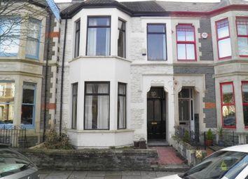 Thumbnail 3 bed property to rent in Talbot Street, Canton, Cardiff