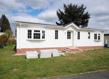 Thumbnail 2 bedroom detached house for sale in St. Leonards Farm Park, Ringwood Road, West Moors, Ferndown