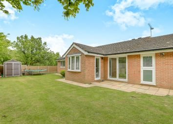Thumbnail 4 bed detached bungalow for sale in Bramley Close, Three Bridges, Crawley