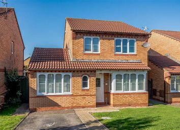 Thumbnail 3 bed detached house for sale in Sharpes Way, Chepstow, Monmouthshire