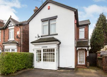 3 bed detached house for sale in Audley Road, Alsager, Stoke-On-Trent, Cheshire ST7