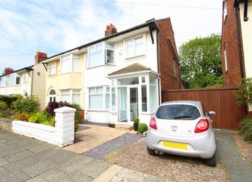Thumbnail 4 bedroom semi-detached house for sale in Alfriston Road, West Derby, Liverpool