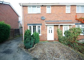 Thumbnail 3 bedroom semi-detached house for sale in Simcoe Leys, Chellaston, Derby