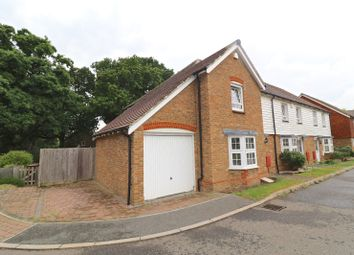 Thumbnail 3 bed semi-detached house for sale in Shetland Close, Hailsham