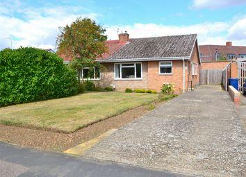 Thumbnail 2 bed semi-detached bungalow for sale in Park Avenue, Little Paxton, St. Neots, Cambridgeshire