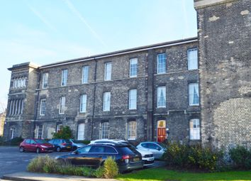 Thumbnail 3 bed flat for sale in Florence House, Gilbert Close, Royal Herbert Pavilions, London